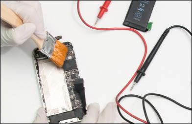 naprawa niedziałającej baterii warszawa