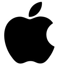 apple serwis logo iphone