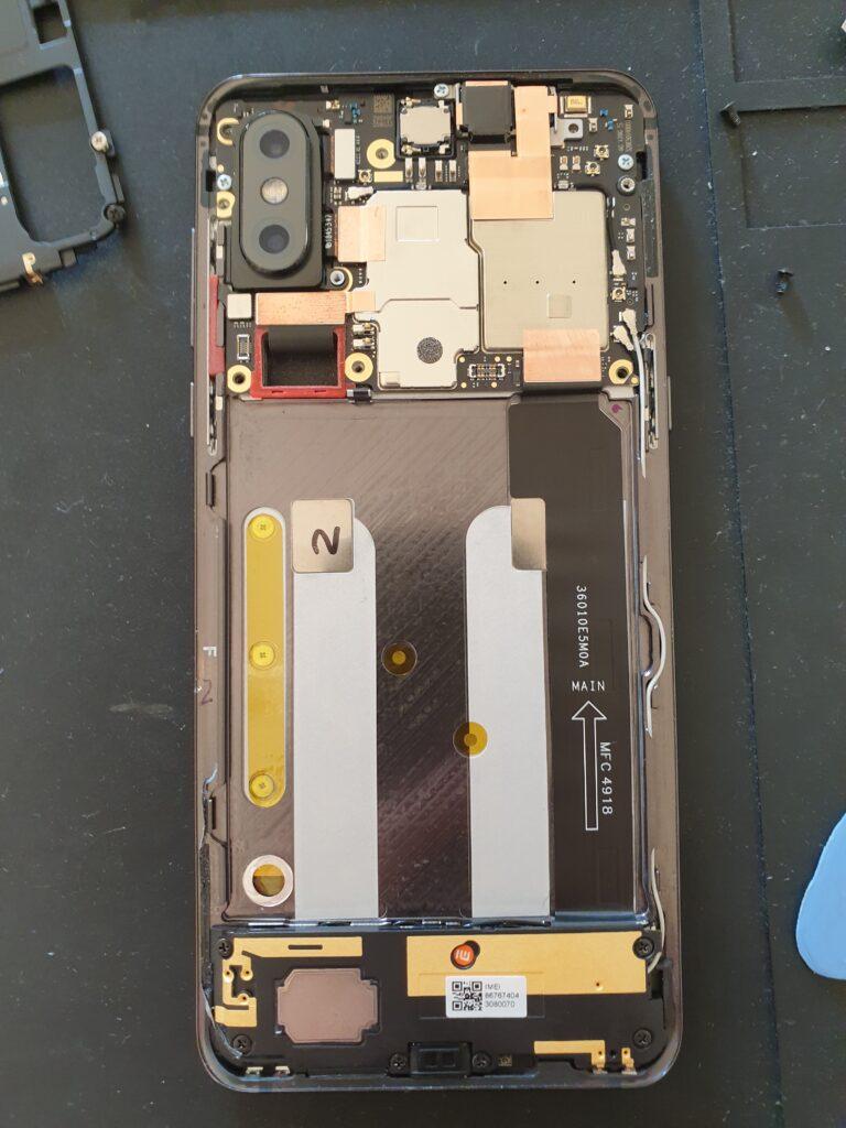 Xiaomi Mi MIX 3 Wymiana baterii