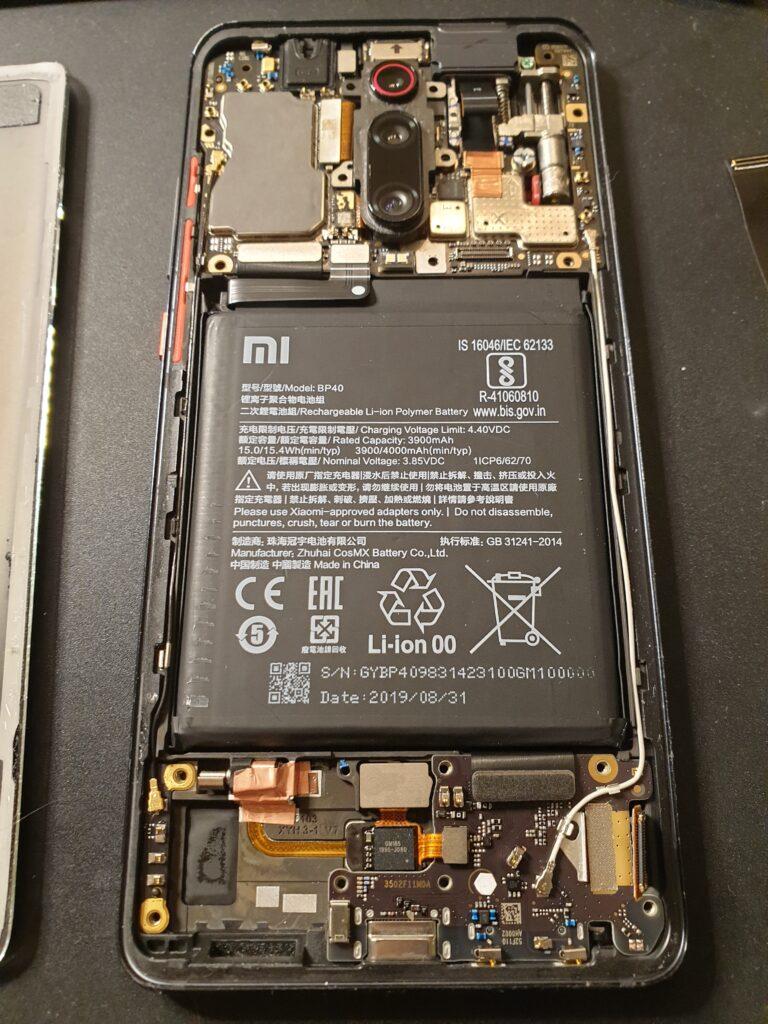 wymiana ekranu Xiaomi Warszawa
